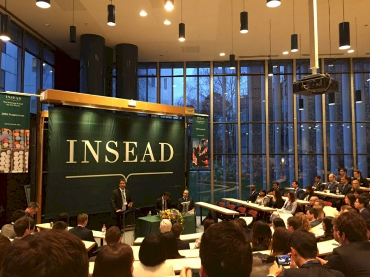 INSEAD - RECOMMENDATION LETTERS ANALYSIS